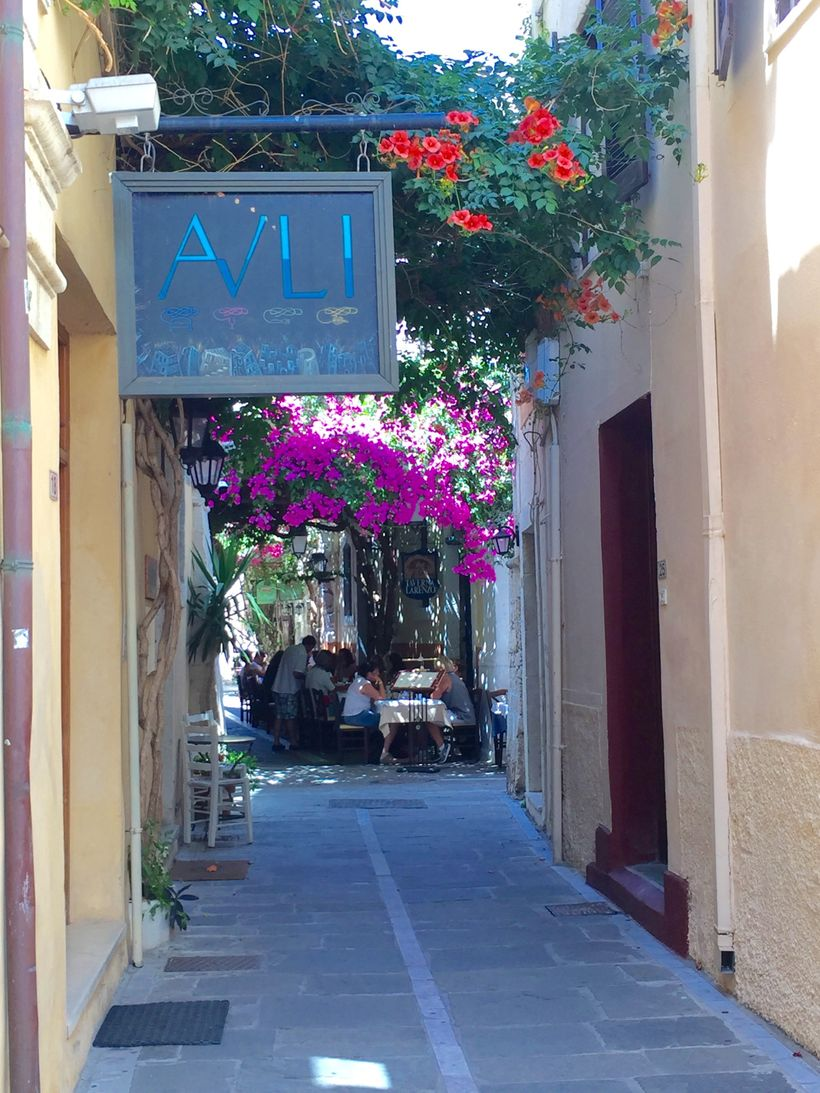 <strong>Medieval Town of Rethymno</strong>