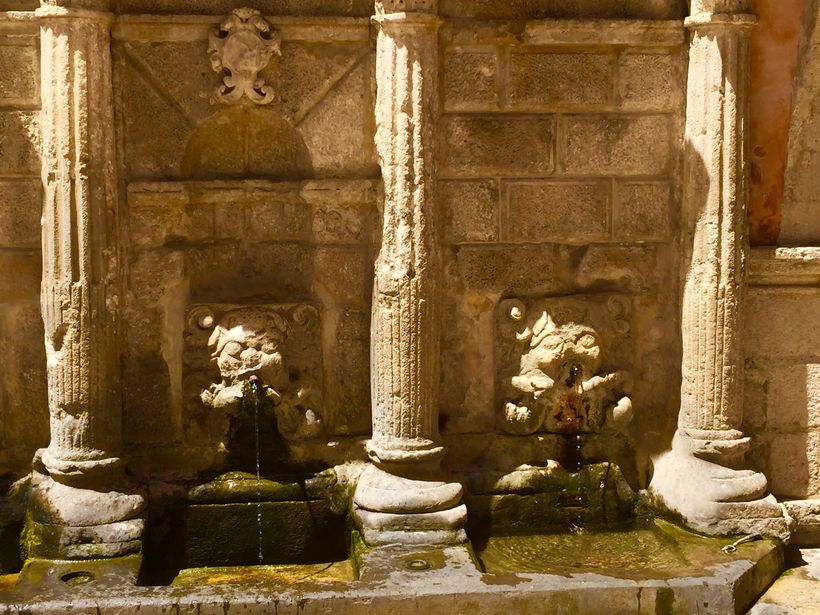 <strong>Famous Rimondi Fountain/Rethymno</strong>