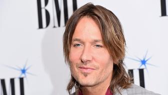 NASHVILLE, TN - NOVEMBER 07:  Keith Urban attends the 65th Annual BMI Country awards on November 7, 2017 in Nashville, Tennessee.  (Photo by Michael Loccisano/Getty Images)