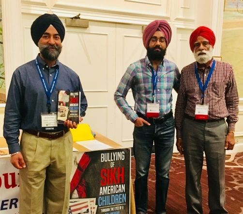 American Sikh Council Volunteers at the International Bullying Prevention Association Conference 2017