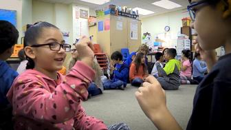 The Albuquerque Sign Language Academy is reimagining deaf education