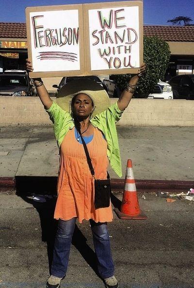 """""""Black lives matter"""" - Jenifer Lewis"""
