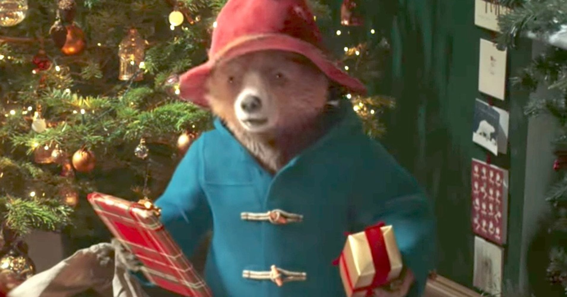 Swear Bear! People Think There\'s A Hidden F-Bomb In \'Paddington ...