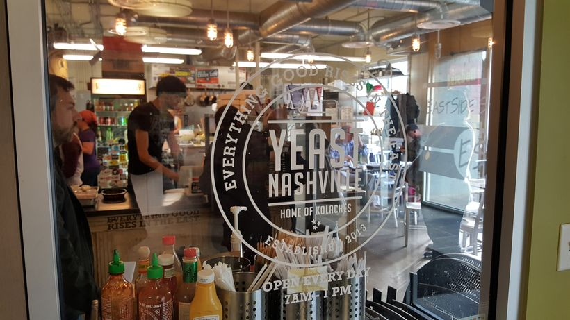 Yeast Nashville, home of Tennessee kolaches