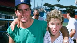 Charlie Sheen Denies Raping Teenage Corey Haim 30 Years