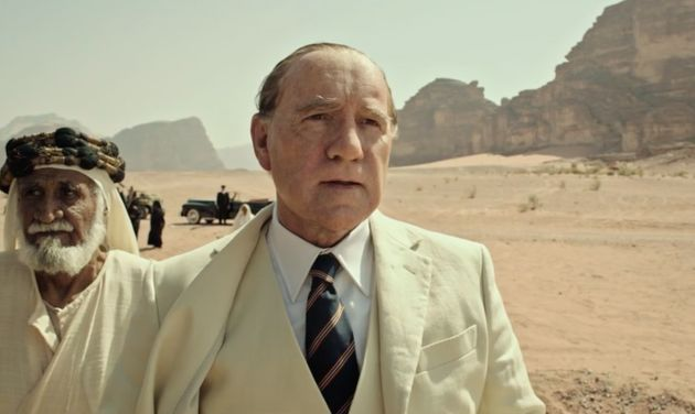 Spacey will now be replaced by Christopher Plummer in the role of J. Paul