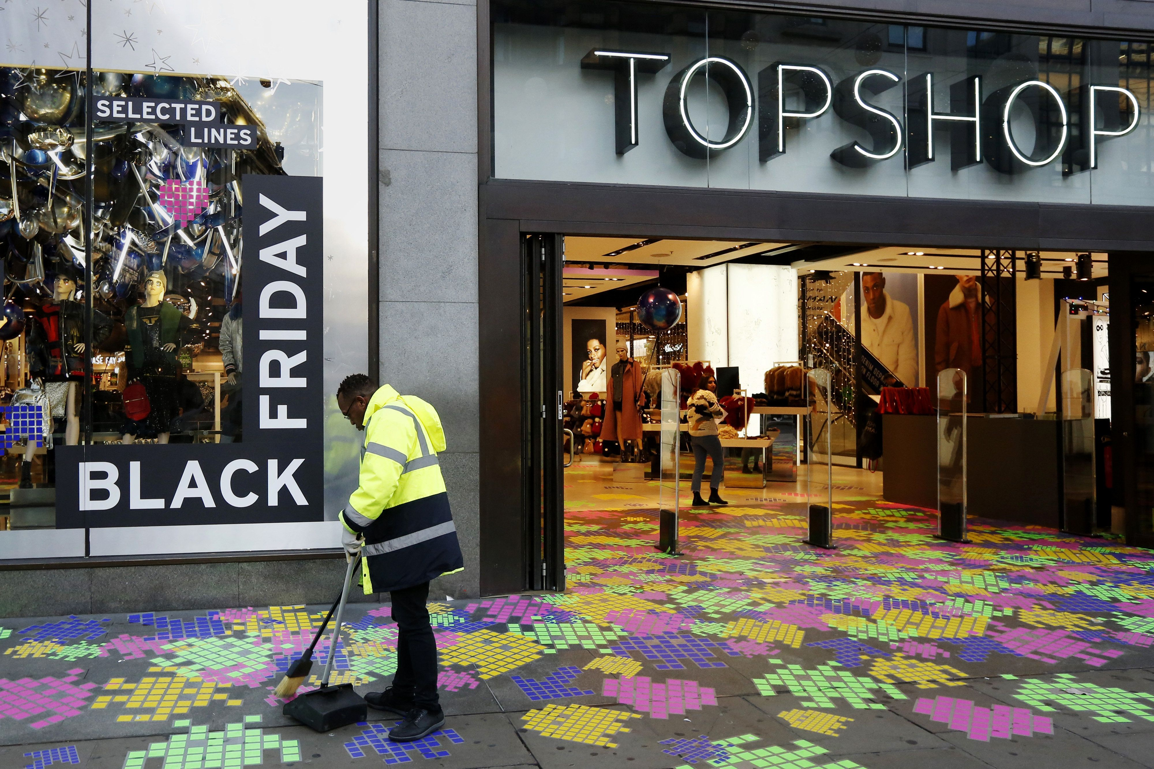 Topshop Made Its Changing Rooms Gender Neutral Months Ago - But Some Staff Didn't Get The