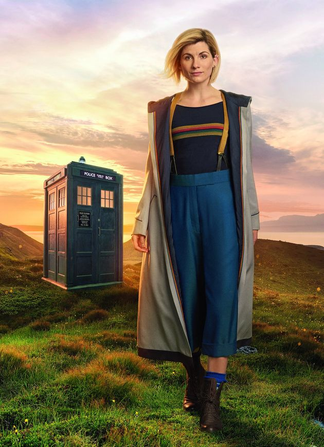 Jodie became the first female Doctor in