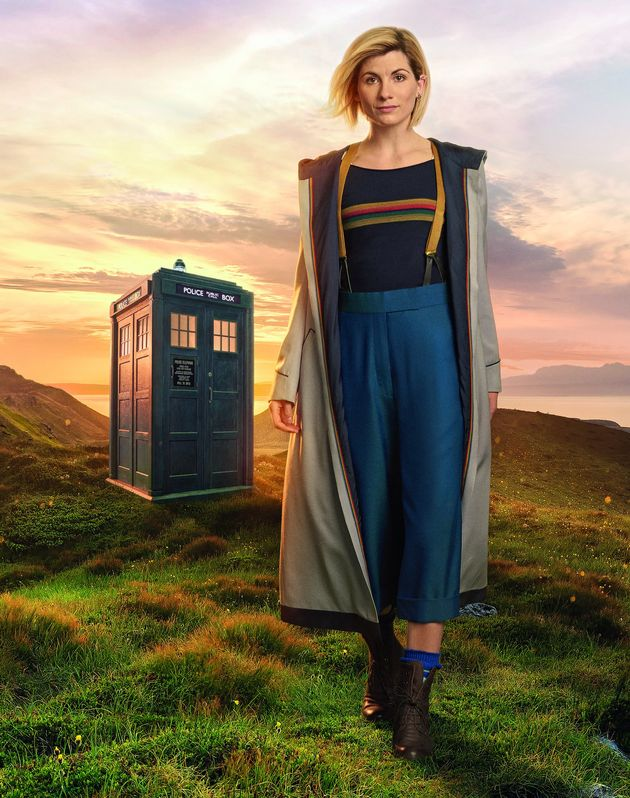 Jodie Whittaker has played The Doctor since