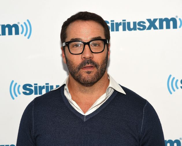Jeremy Piven visits at SiriusXM Studios in