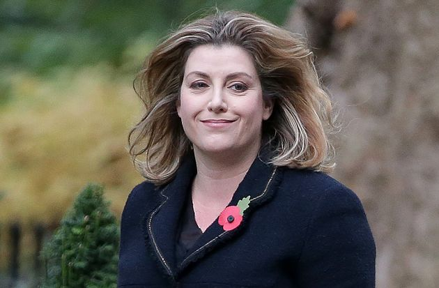 Penny Mordaunt profile: joker who knows how to make a splash