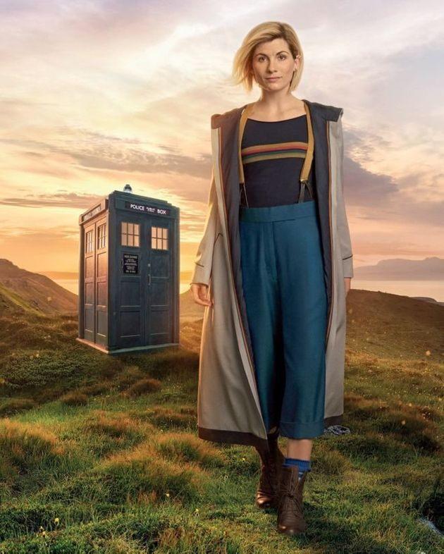 Jodie Whittaker's 'Doctor Who' Outfit: Here's How You Can Get The Time Lord