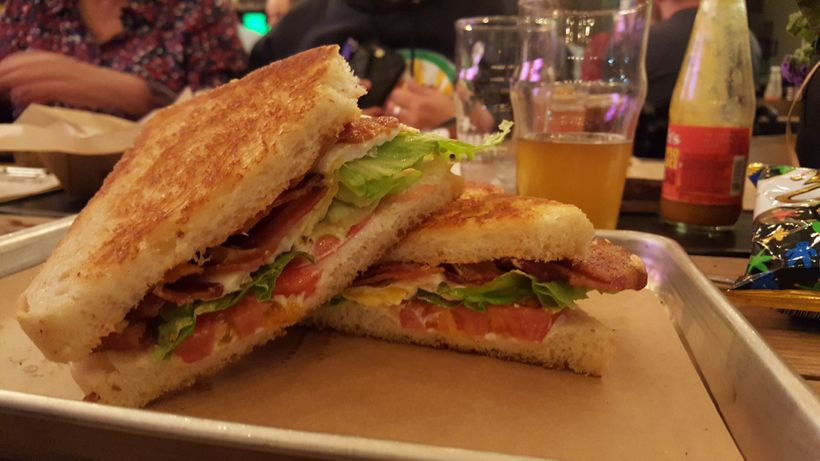 BLT at Lost Forty