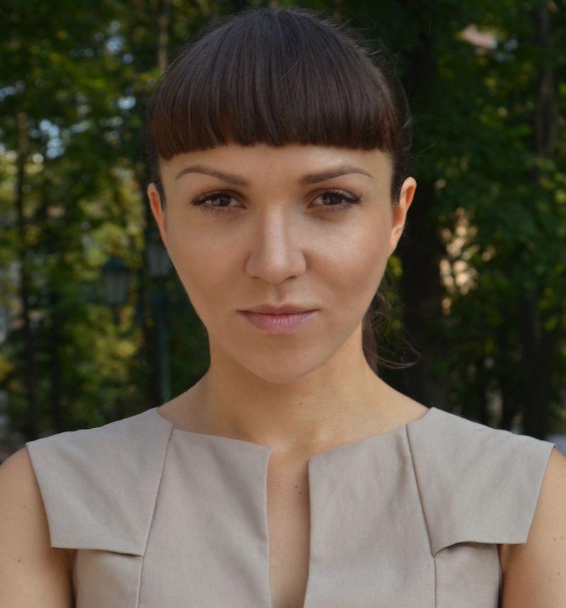 Filmmaker Olga Goister