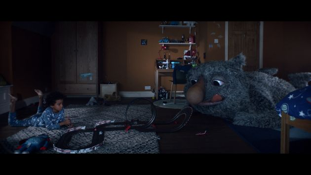 Watch the John Lewis Christmas advert 2017 featuring Moz the Monster