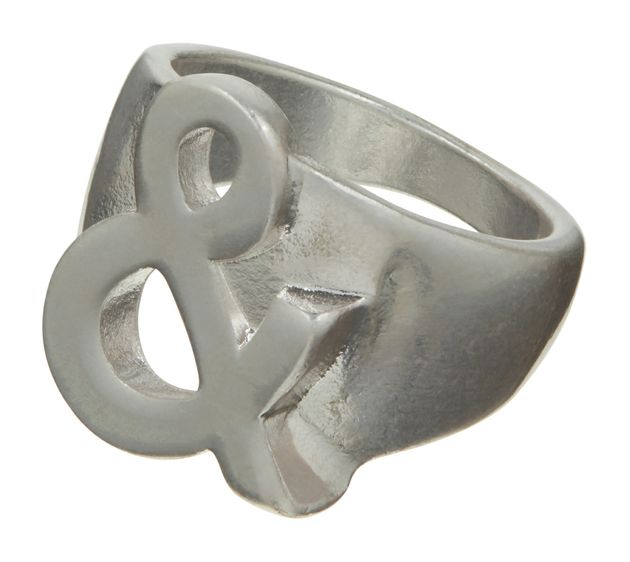 ASOS x GLAAD ring,