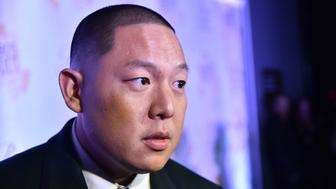 WASHINGTON, DC - JANUARY 19:  Eddie Huang attends the Busboys and Poets' Peace Ball: Voices of Hope and Resistance at National Museum Of African American History & Culture on January 19, 2017 in Washington, DC.  (Photo by Mike Coppola/Getty Images for Busboys and Poets)