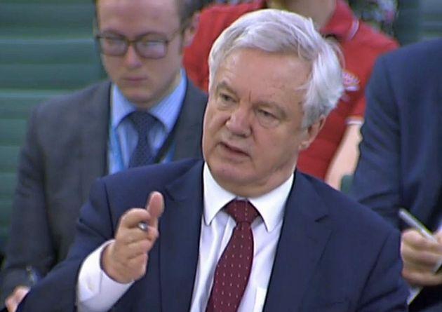 Brexit secretary David Davis said government has listened to