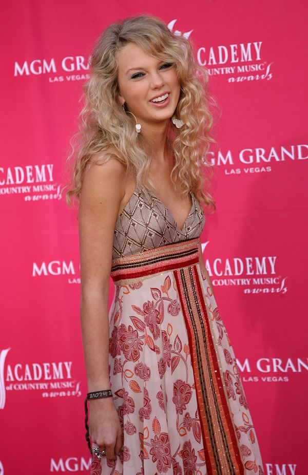 At the Academy of Country Music Awards on May 23, 2006, in Las Vegas.