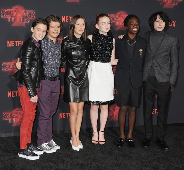 We Should Be Revelling In The Talent Of The Stranger Things Cast, Not Sexualising