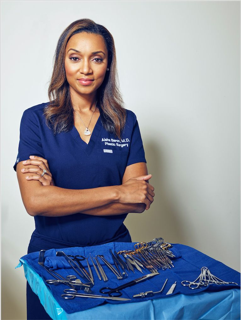 Dr. Aisha Baron