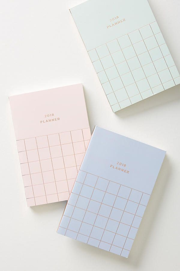 "Give them the gift of <a href=""https://www.anthropologie.com/shop/grid-2018-pocket-planner?category=SEARCHRESULTS&color=0"