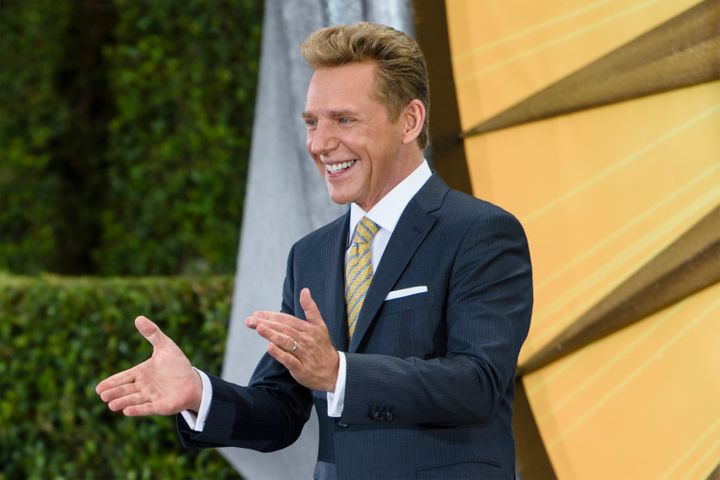 David Miscavige dedicates a new church Nov. 19, 2016, in San Diego, California.