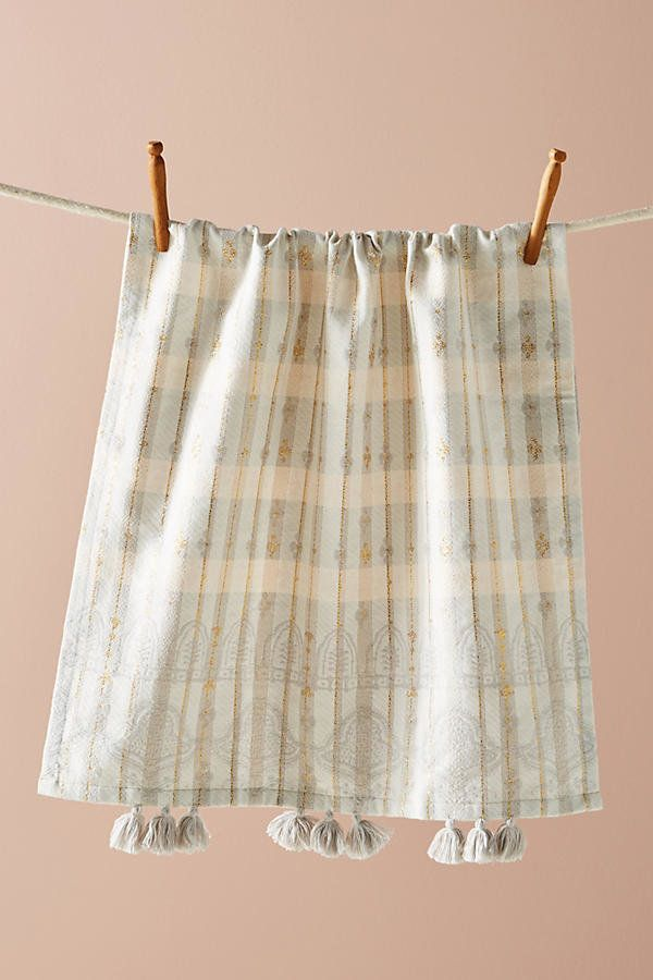 "Because everyone could use a <a href=""https://www.anthropologie.com/shop/freya-dish-towel?category=kitchen-dishtowels&col"