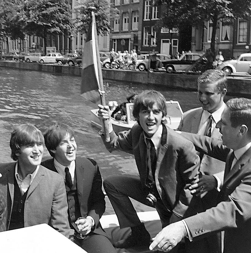Beatles in Amsterdam