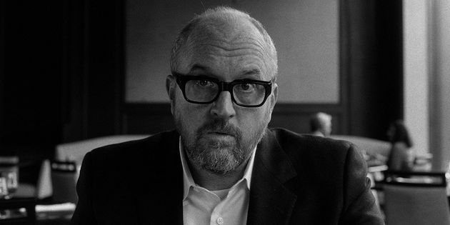 Louis C.K. wrote, directed, financed and starred in