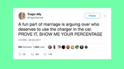 27 Really Funny Tweets About Married Life That Are Undeniably