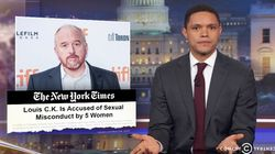 Trevor Noah Has A Brutal Response To Louis C.K. Sexual Misconduct