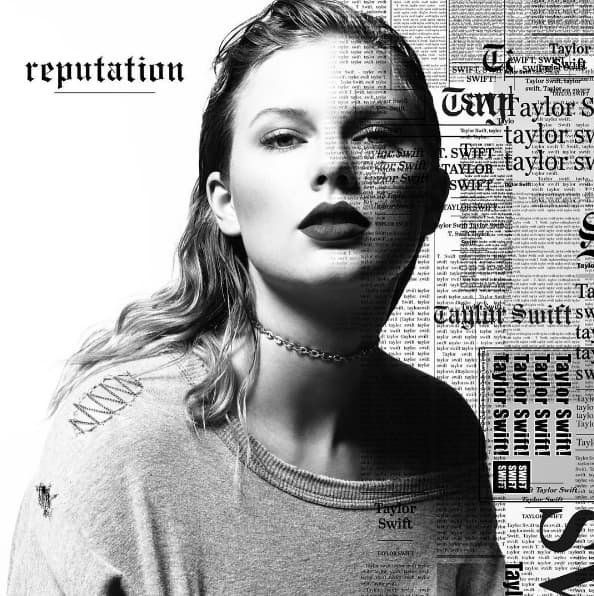 Celebrities React to Taylor Swift's 'Reputation' - See Their Posts!