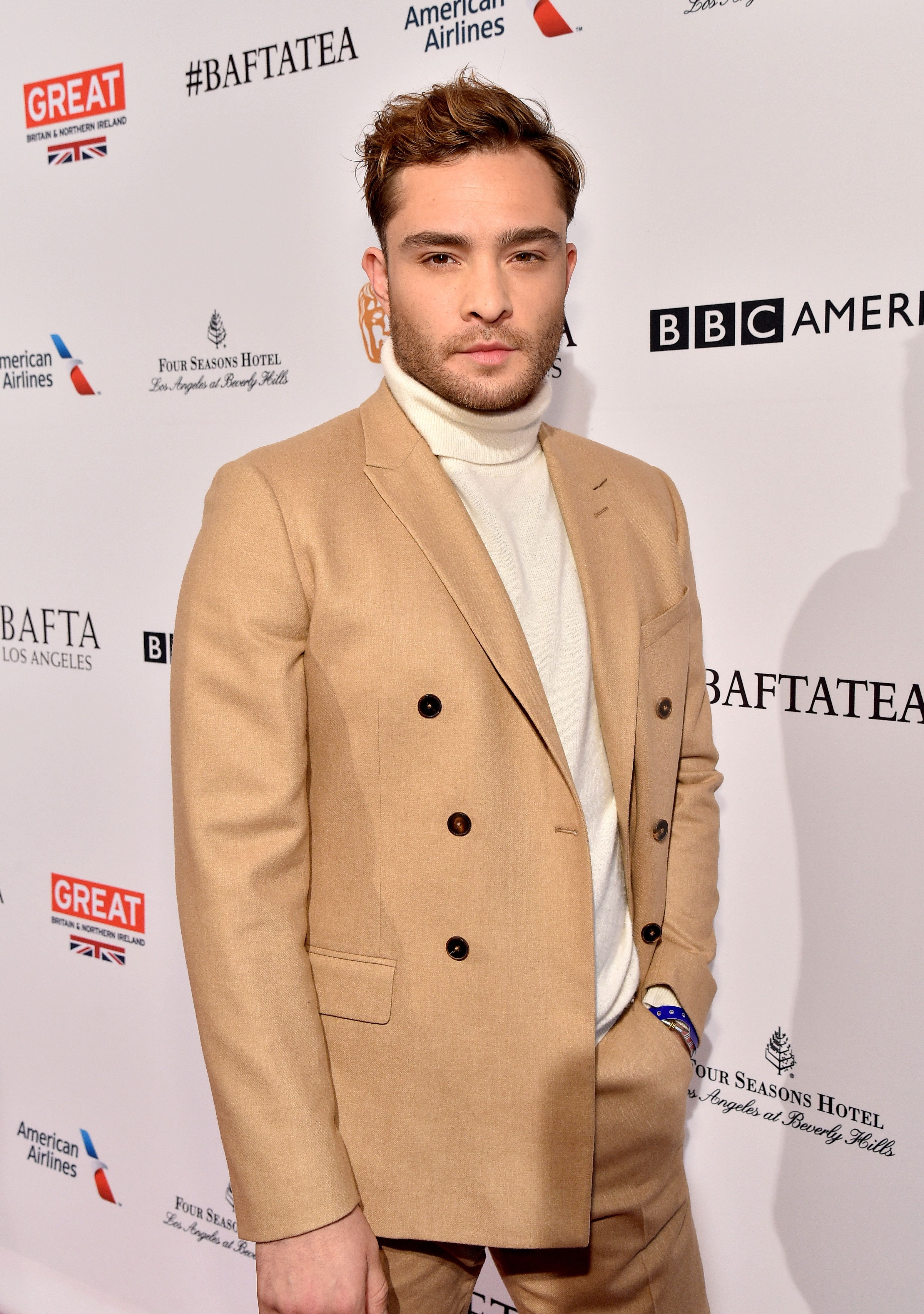 Ed Westwick Speaks Out Over 'Disheartening And Sad' Rape