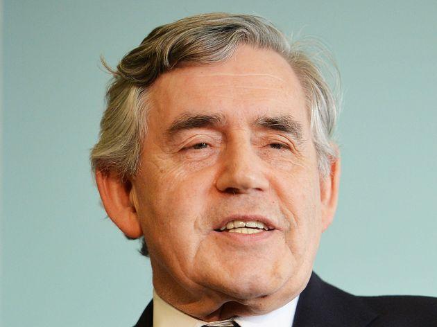 Former Prime Minister Gordon