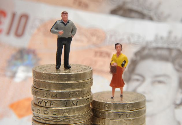 The whole workforce gender pay gap is 18.1 per cent. The figure is wider than the full-time employee...