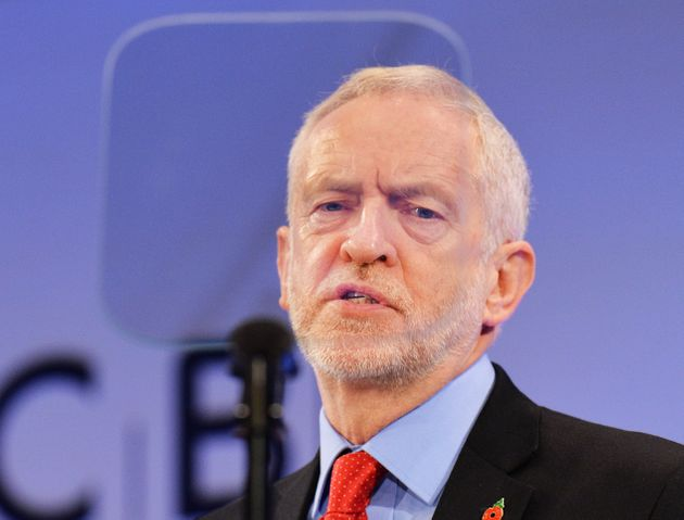 Support for Jeremy Corbyn is falling, according to the