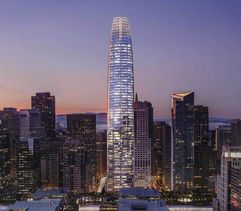 The Salesforce Tower Leasing