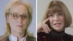 Meryl Streep And Anna Wintour Just Had A 'Devil Wears Prada'