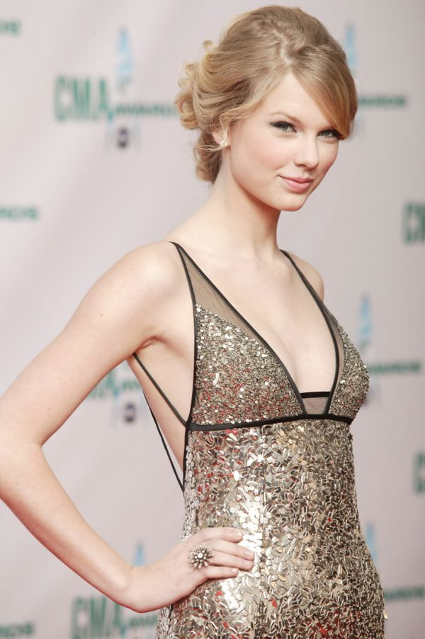 At the42nd Annual CMA Awards on Nov. 12, 2008, in Nashville.