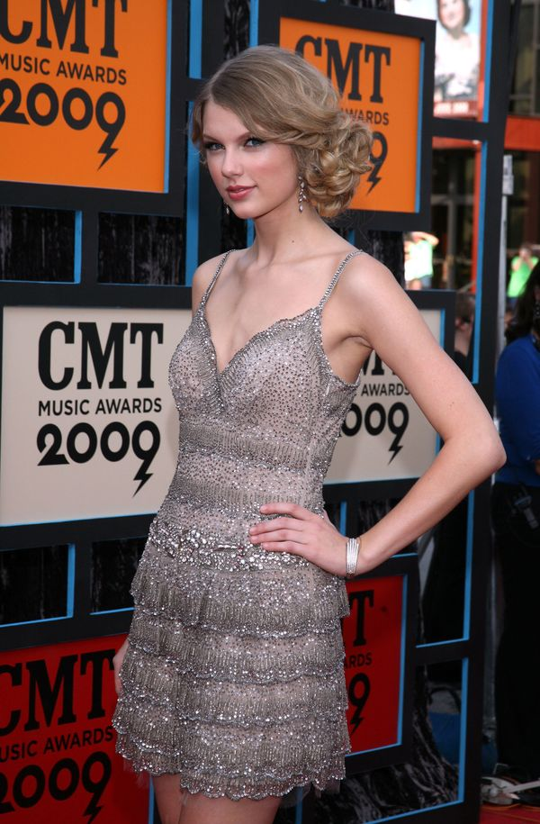 Atthe 2009 CMT Music Awards on June 16, 2009, in Nashville.