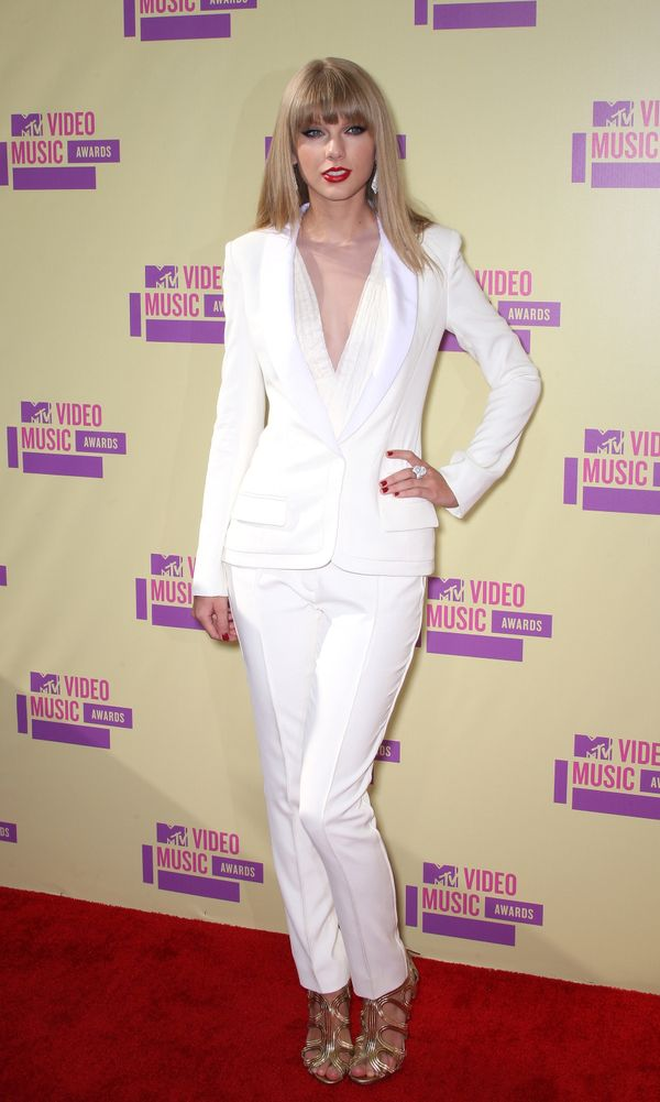 Atthe 2012 MTV Video Music Awards on Sept. 6, 2012, in Los Angeles.