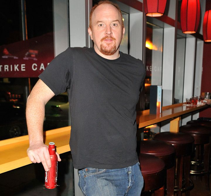 Within His Jokes Louis Ck Hid A Disturbing Secret Huffpost