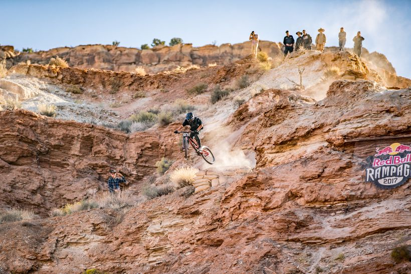 Riders come from various disciplines to compete in Rampage, and there is no doubt that they are 20 of the most talented rider