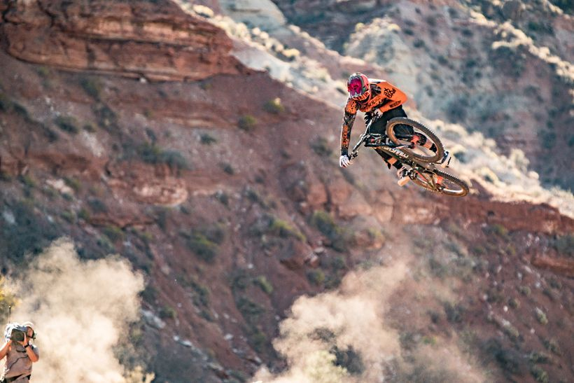 The only rider to win Rampage twice, Kyle Straight has participated in the event every year since its inception in 2001…when