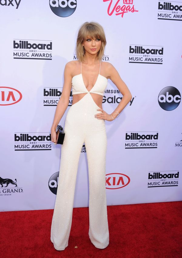At the 2015 Billboard Music Awards on May 17, 2015, in Las Vegas.
