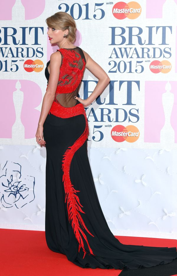 Atthe 2015 Brit Awardson Feb. 25, 2015, in London.