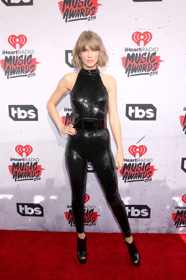 At theiHeartRadio Music Awards on April 3, 2016.