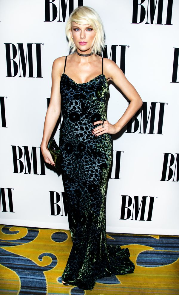 Atthe 64th Annual BMI Pop Awards on May 10, 2016, in Beverly Hills.