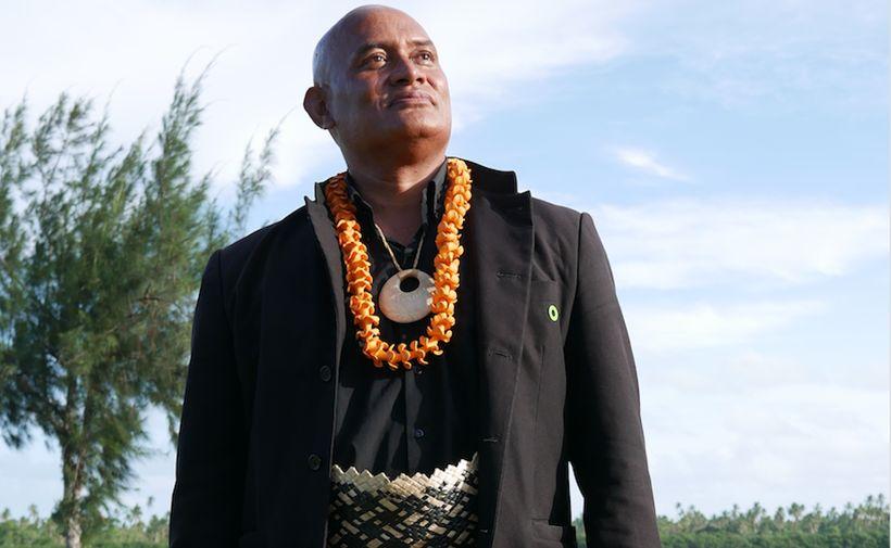 Renown Tongan artist Uili Lousi